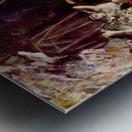 Stage Probe by Degas Metal print