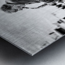 Sax Metal print