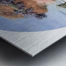 Pandora by Alma-Tadema Metal print