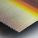 Oia Sunset Metal print