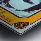 Van Morrison Metal print