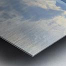 High Country Storm Metal print