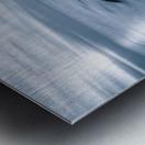 Moody Blue Presqu'ile Metal print