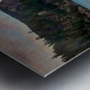 Bow River Metal print