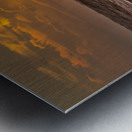 Fire & Water III Metal print