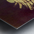 Asparagus Zeit Metal print