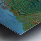 A River View Metal print