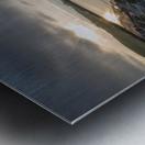Sun Break Metal print
