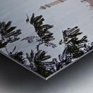 Tajmahal Metal print