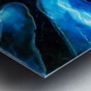 The ocean of my memory Metal print