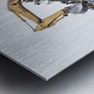 Loading up Metal print