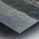 Monet - View of Vetheuil Metal print