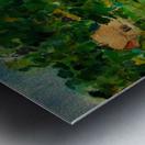 East Well Lake & Royalty Metal print