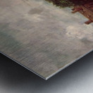 Flatford mill Metal print
