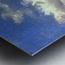 Cloud Study Metal print