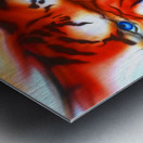tiger1 Metal print