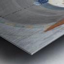 In the Souk Metal print