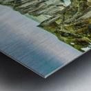Green Canyon Metal print