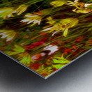 forest of flowers Metal print