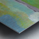 The River Metal print