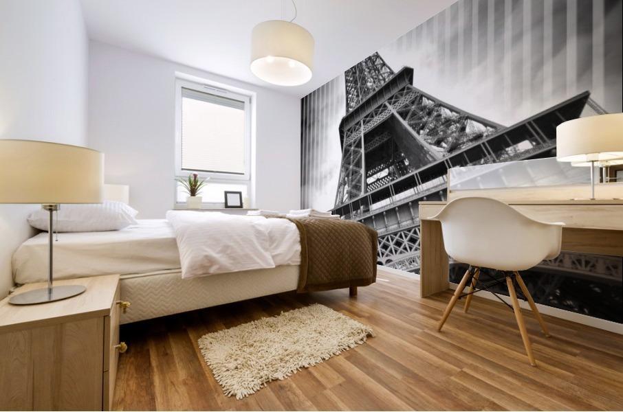 PARIS Eiffel Tower  Mural print