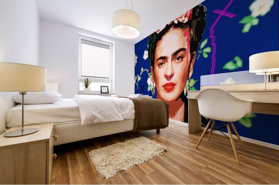 Frida X Mural print