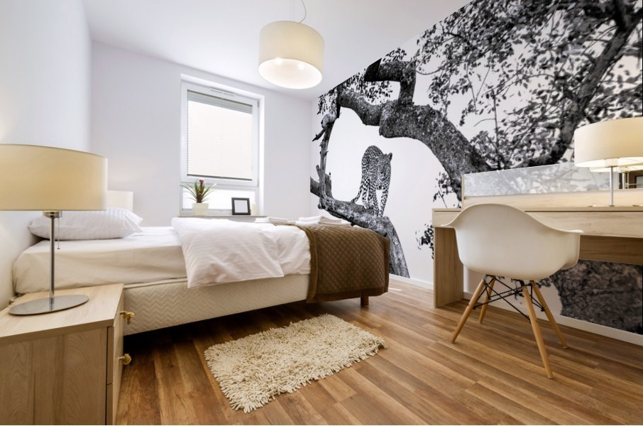 SPOTTED Mural print