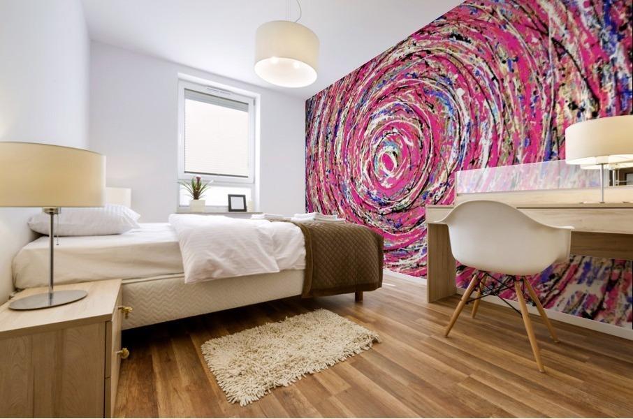 Circles Impression murale