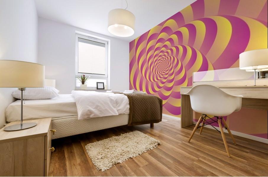 Lollipop  Mural print