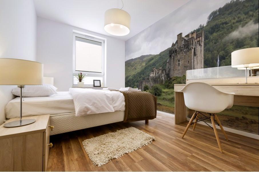 Eilean Donan Castle Mural print