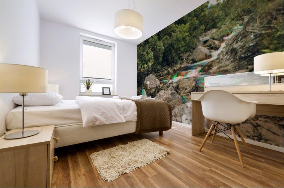 Glen Shiel River - Colorflow 3 Impression murale