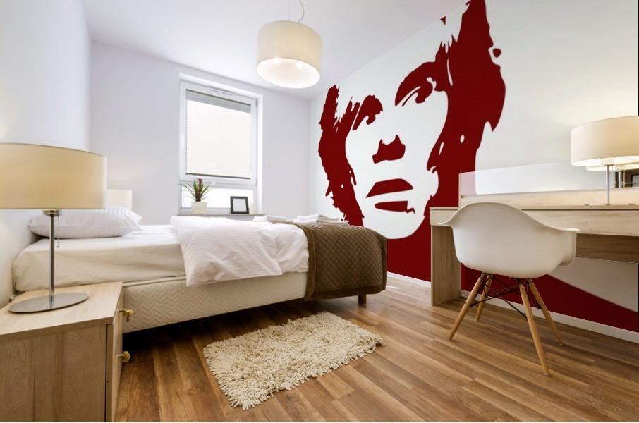 Andy Warhol Mural print