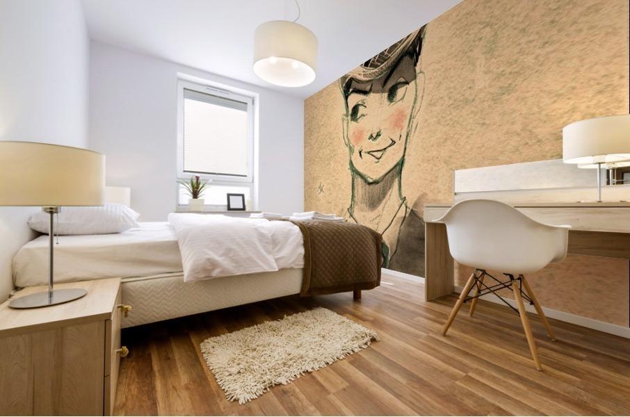 Monsieur Impression murale