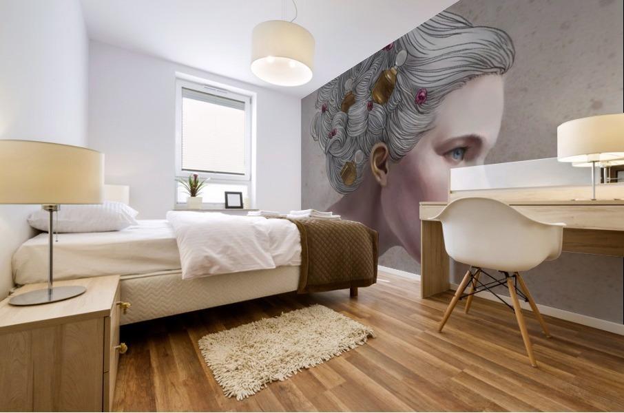 PERFUME Mural print