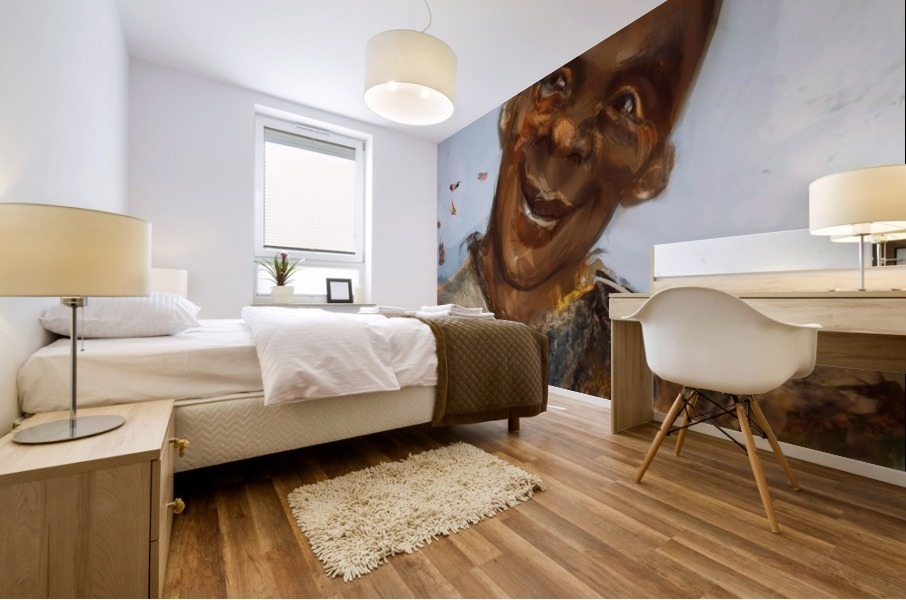 Boyo-Boyo Mural print