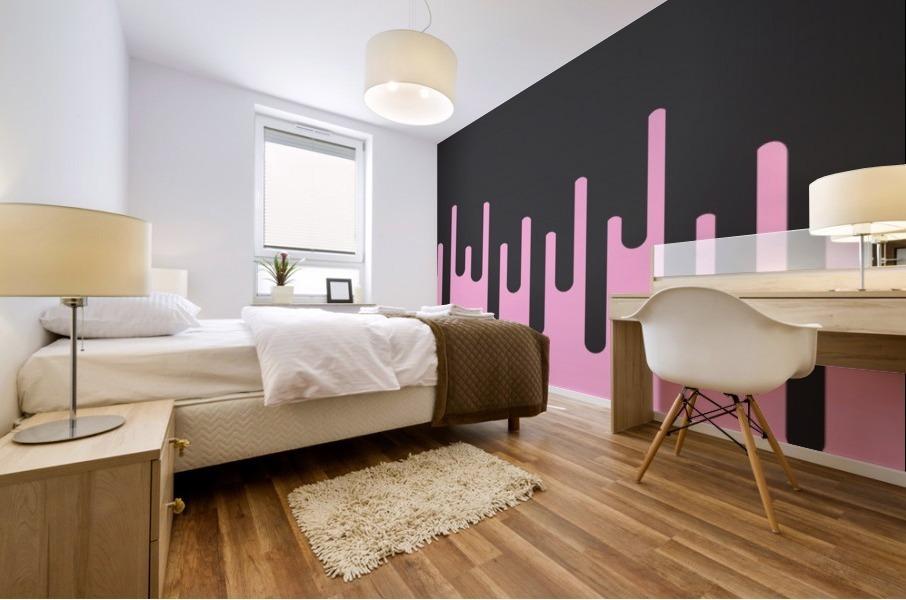 Candy Melting Tone Mural print