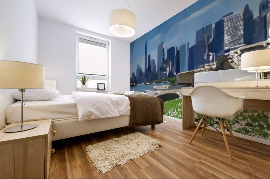 NEW YORK_View  031 Mural print