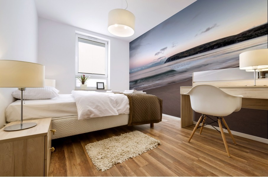 Tranquility Mural print
