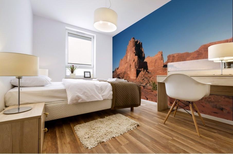 Desert Scape Mural print