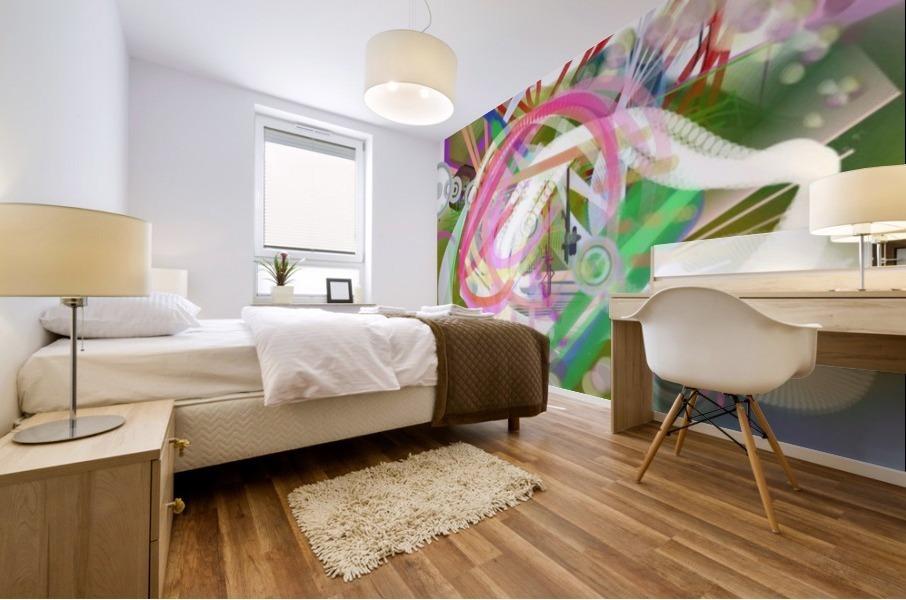 New Popular Beautiful Patterns Cool Design Best Abstract Art (3) Mural print