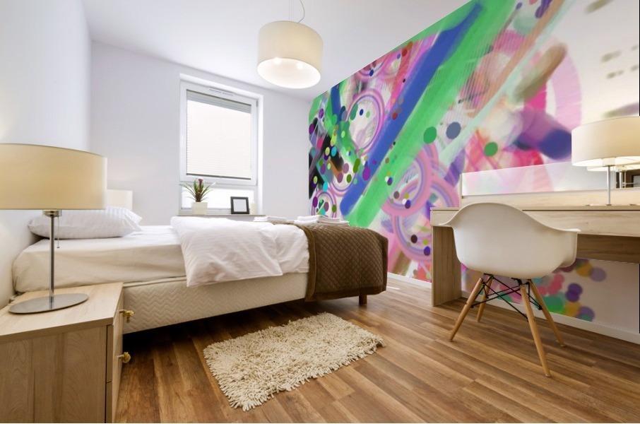 New Popular Beautiful Patterns Cool Design Best Abstract Art_1557269361.88 Mural print