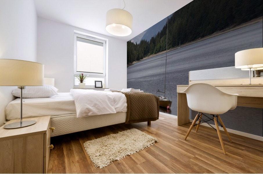 Lund  Mural print