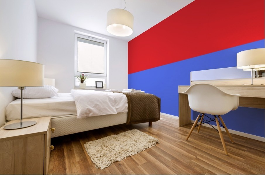 This is a beautiful design with great color, shape, line, texture, space and value.  (24) Mural print