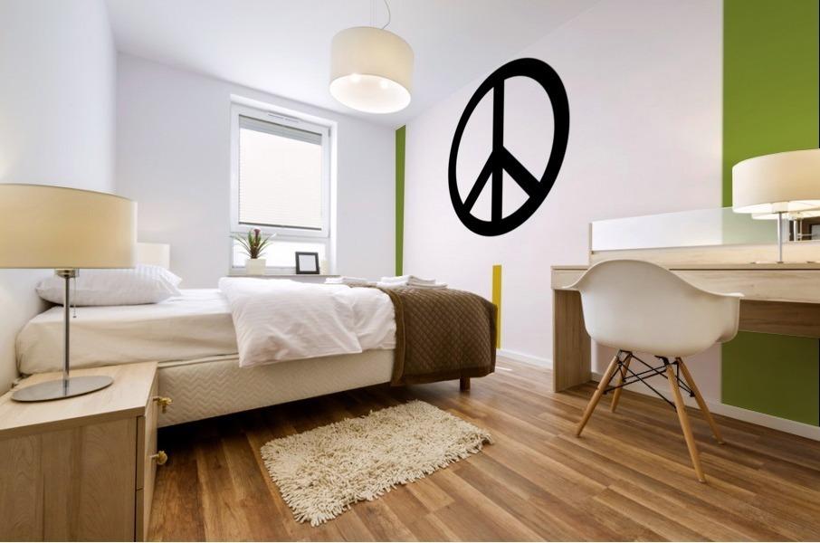 PEACE Mural print