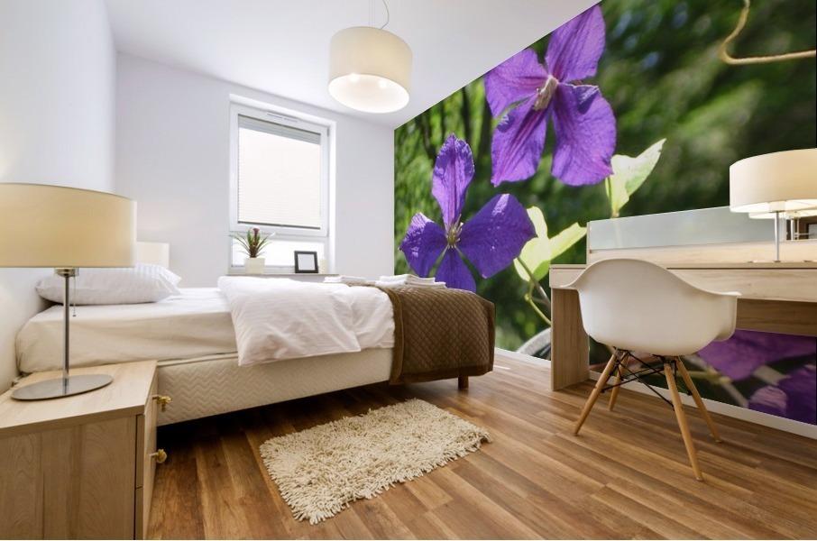 Flower Study -9 Mural print
