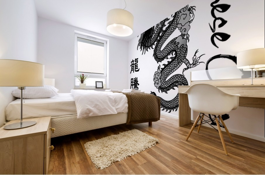 Chinese Concept 50A Mural print