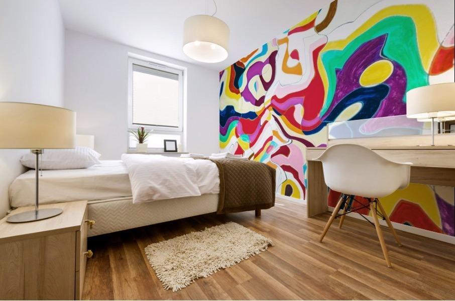 Bipolar Impression murale