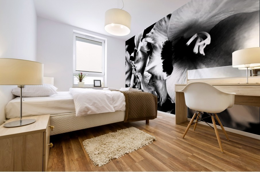 Black Divine  Impression murale