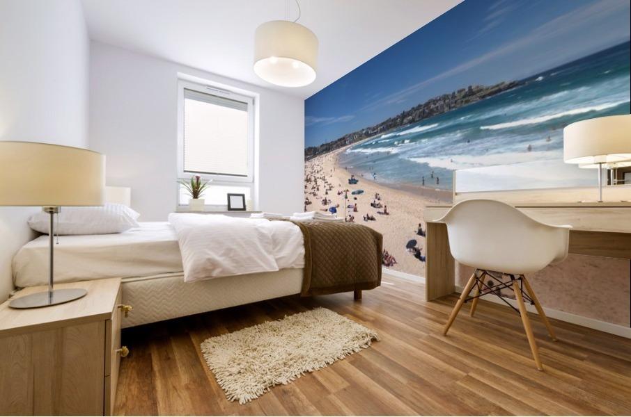 Bondi Beach Panoramic Mural print