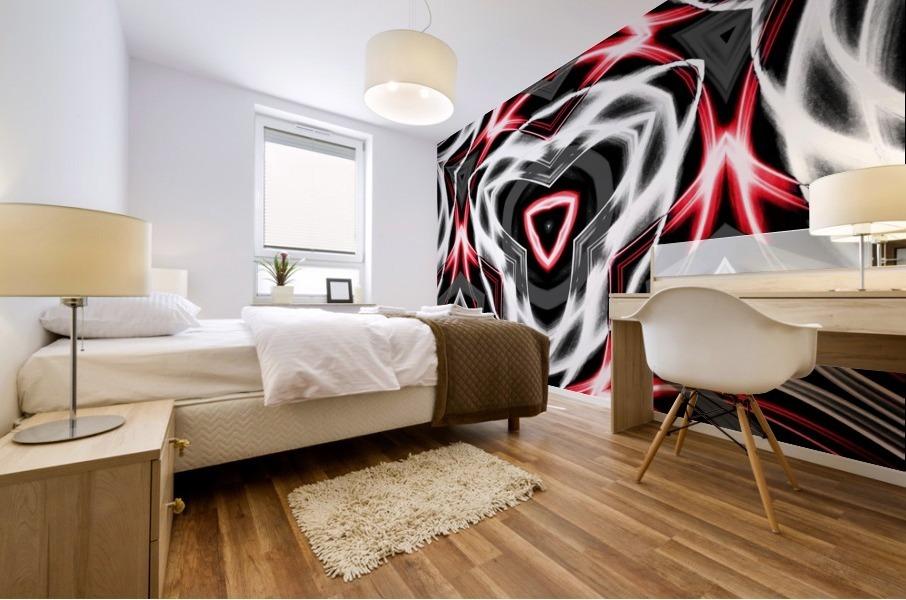 Graffiti  Mural print